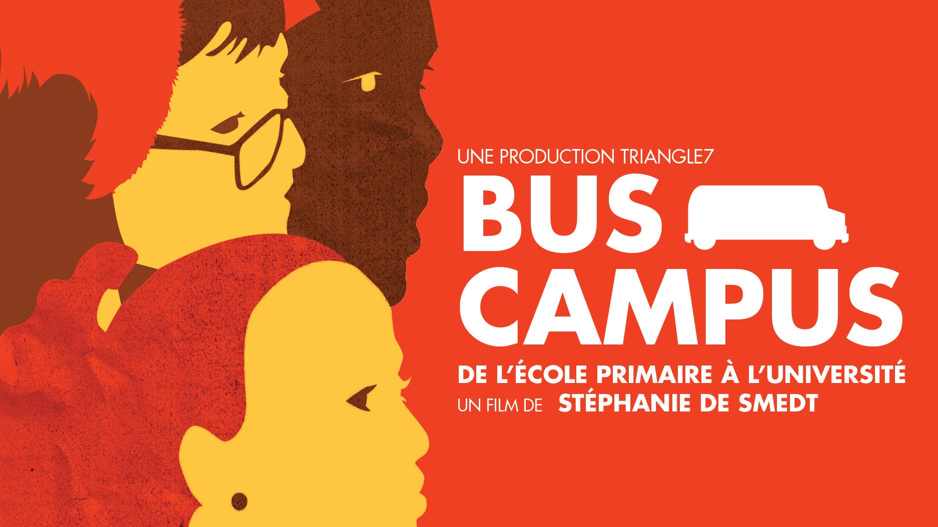 Bus campus - Un film de Stéphanie De Smedt