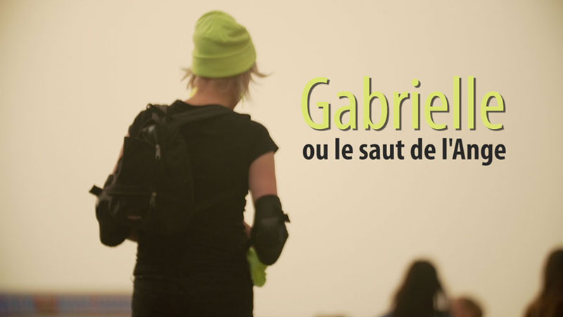 GABRIELLE OU LE SAUT DE L'ANGE