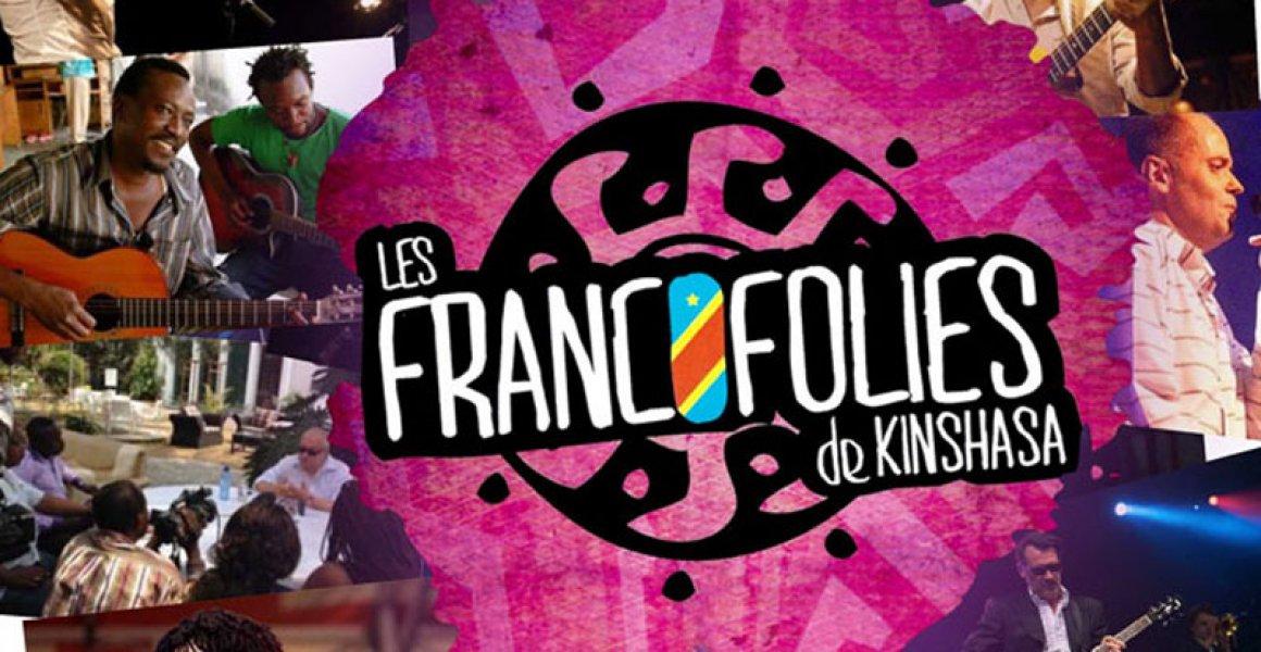 LES FRANCOFOLIES DE KINSHASA